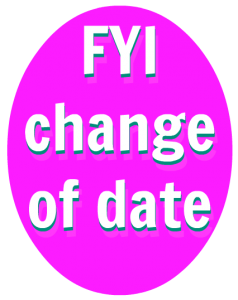 CHANGE-OF-DATE